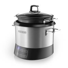 Multicooker With Six Preset Functions
