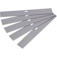 """4"""" Replacement Blade For Razor Scrapers And Strippers-5/Pack"""