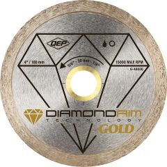 "4"" Premium Diamond Wet/Dry Cutting Blade"