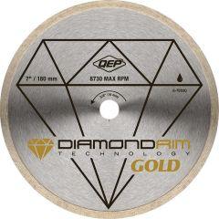 "7"" Premium Diamond Blade For Wet Cutting"