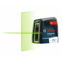 Green-Beam Self-Leveling Cross-Line Laser