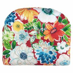 Reversable Floral Athens Cushion