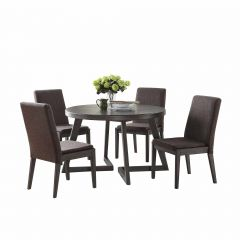 Grey Cleo Dining Table