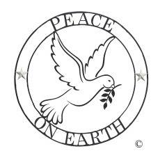 Peace On Earth Circle