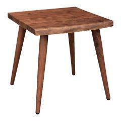 Arnav Accent Table- Walnut