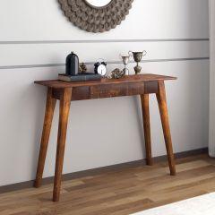 Chintu Console Table- Walnut