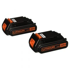 20V Max 1.5 AH Battery 2-Pack