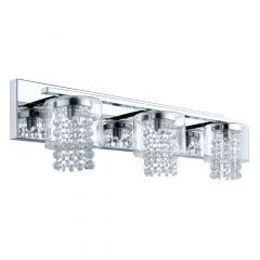 Kissling Vanity Light 3 Light Chrome Finish