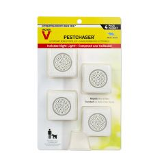 Mini PetChaser With Nightlight- 4/Pack