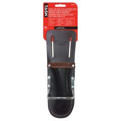 Tradesperson Utility Knife Holder with Hammer Ring