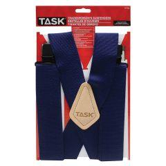 Full Elastic Navy Suspenders