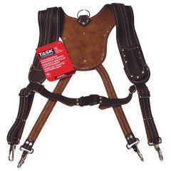 Brown Suspender Harnesses