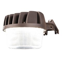 LED 3600 Lumen Output Dusk To Dawn Large Area Design - Black