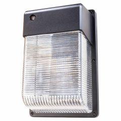 LED 5000 Lumen Output Dusk To Dawn Wall Design - Black