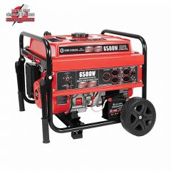 6500W Gas Generator With Electric Start