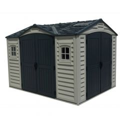 10.5' x 8' Apex Pro Shed