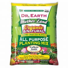 Doctor Earth Motherland AP Planting Mix 1.5 Cubic Feet