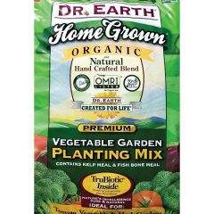 Doctor Earth Vegetable Garden Planting Mix 1.5 Cubic Feet