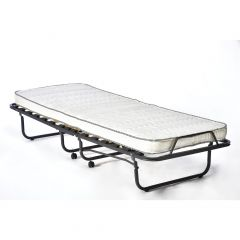 "Folding Bed With 4"" Mattress"