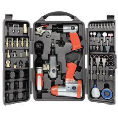 71 Piece Pneumatic Auto Body Tool Kit