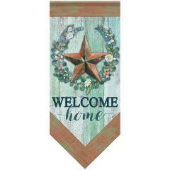 Abloom Barn Star Banner