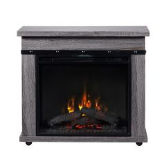Morgan Electric Fireplace Mantel