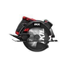 """15A 7-1/4"""" Circular Saw with Laser"""