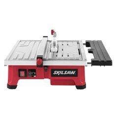 "7"" Wet Tile Saw with HydroLock System"