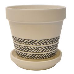 Assorted Tribal Standard Pots 3.75""