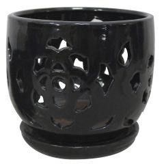 Assorted Orchid Pots 7.5""