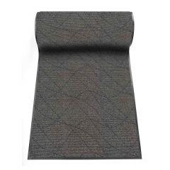 4'x6' Habit Grey Vinyl Utility Mat