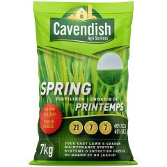 7 KG Cavendish Agri Spring Fertilizer 21-7-7