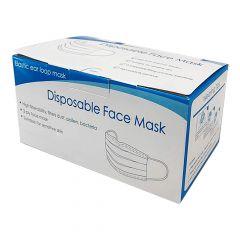 3 Ply Face Mask-50/Box