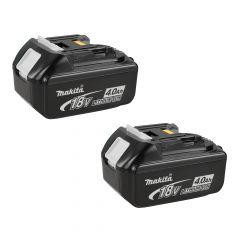 Makita 18V LXT 4.0AH Lithium-Ion Battery-2/Pack