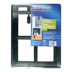 Pet Door For Screen 12'' x 16''
