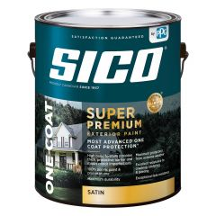 Sico Ext High Build Satin 3.78L