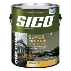 Sico Ext High Build Semi-Gloss 3.78L