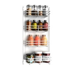 "11"" Door Mount Spice Rack"