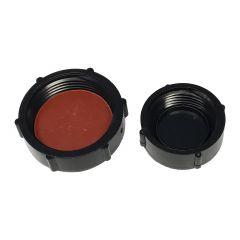 Universal P-Trap Caps-2/Pack