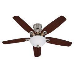 """Dewfield, 1-Light, 5-Blade 52"""" Ceiling Fan"""