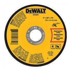 """5"""" x .045"""" x 7/8"""" Metal Cutting Wheel"""