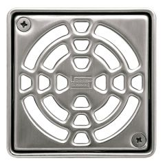 """4"""" Stainless Steel Grate"""