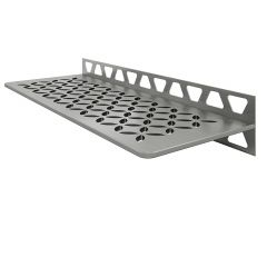 Shelf-W Floral Stainless Steel