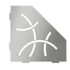 Shelf-E Curve Stainless Steel