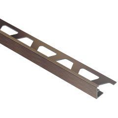 """Jolly Edg Trim 3/8"""" Bronze Aluminum"""