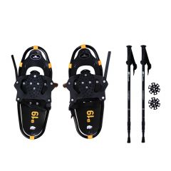 Kids Snow Shoes With Poles
