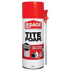 LePage Tite Foam Insulating Foam 340g