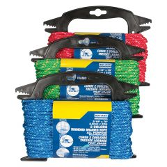 Polypropylene Rope With Tracer- 3/16'' x 75'