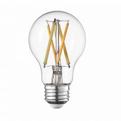 4.5 Watt A19 Dimmable WiFi LED Clear Filament Smart Bulb