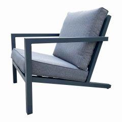 Cushioned Adirondack Chair